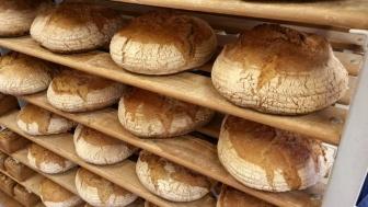 Chléb z pekárny v Tisé